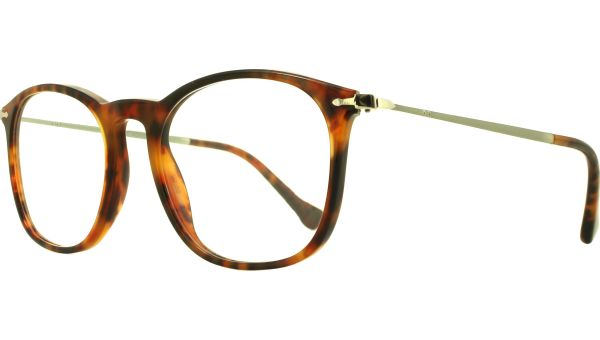 PO3124V 108 5019 Light Havana von Persol