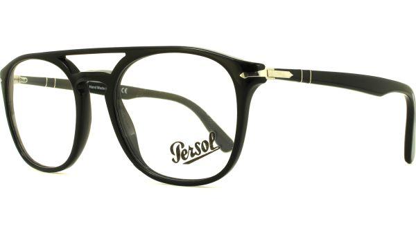 PO3175V 9014 5219 Black von Persol