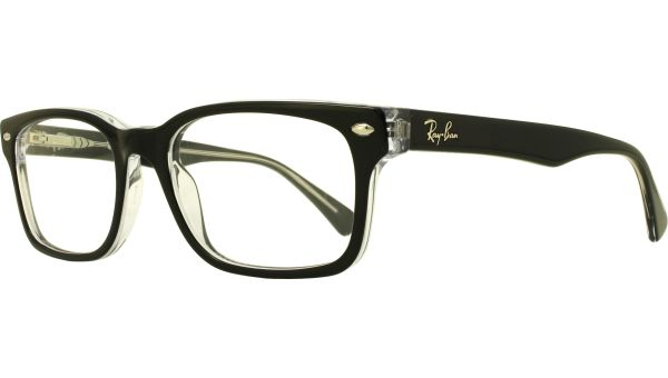 RX5286 2034 5118 Black / Transparent von Ray-Ban