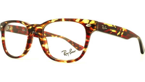 RB5359 5710 5119 Red / Brown von Ray-Ban
