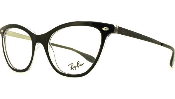 RB5360 2034 5218 Black von Ray-Ban