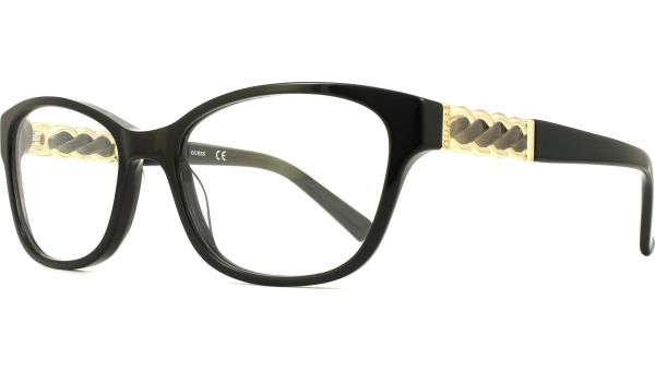GU2382/V B84 5317 Shiny Black von Guess