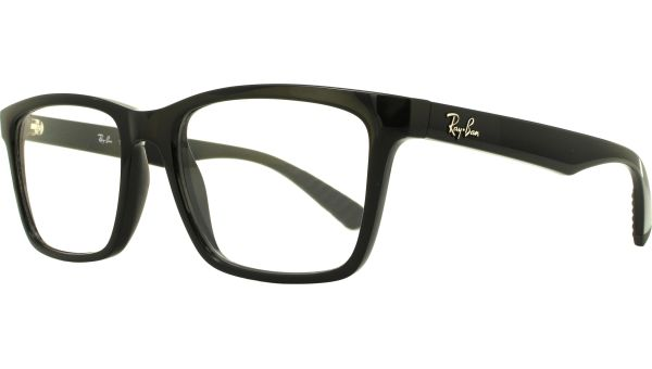 RB7025 2000 5317 Shiny Black von Ray-Ban