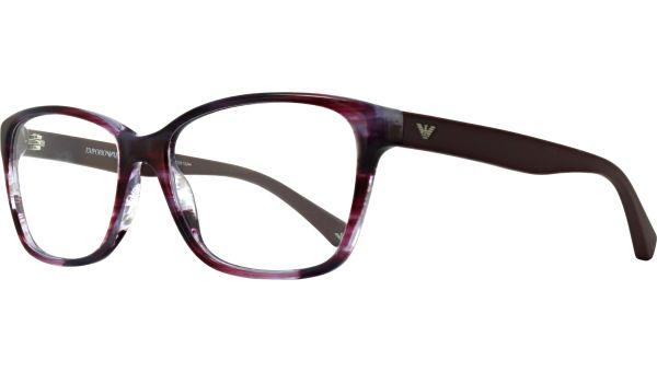 EA3060 5389 5416 Striped Violet von Emporio Armani