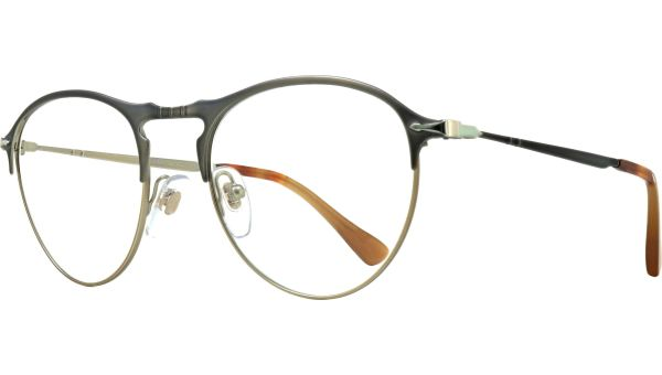 PO7092V 1071 5019 Matte Grey/Light Brown von Persol