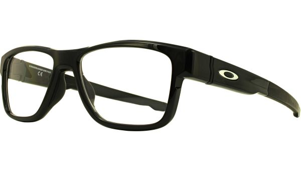Crossrange OO8132 813201 5417 Polished Black von Oakley