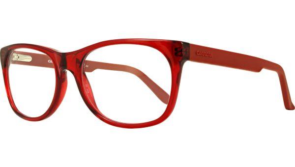 CA6652 TRE 5621 Red von Carrera