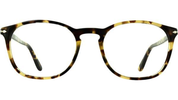 PO3007V 1056 5219 Brown/Beige Tortoise von Persol