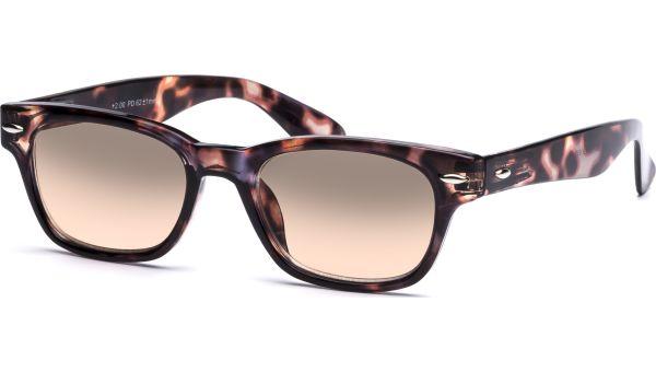 Bermuda 5020 demi-braun, getönte Gläser CAT 2 von Victoria Eyes
