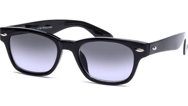 Bermuda 5020 schwarz, getönte Gläser CAT 2 von Victoria Eyes