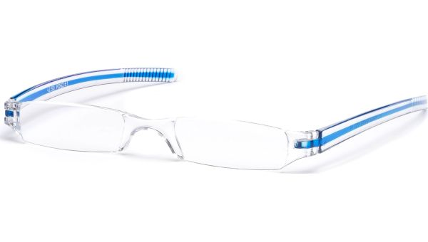 Playa 4721 blau transparent von Victoria Eyes