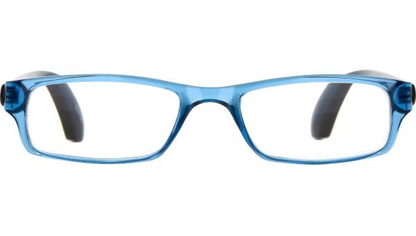 Lesebrille ACTION 4918 blau-kristall  von I Need You