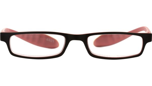 Lesebrille HANGOVER Fun 5118 anthrazid-rot von I Need You