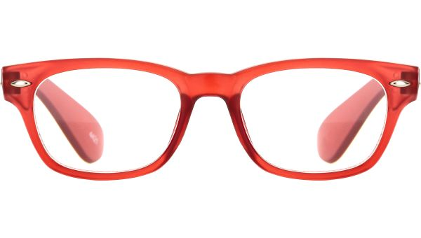 Lesebrille WOODY 4919 rot  von I Need You