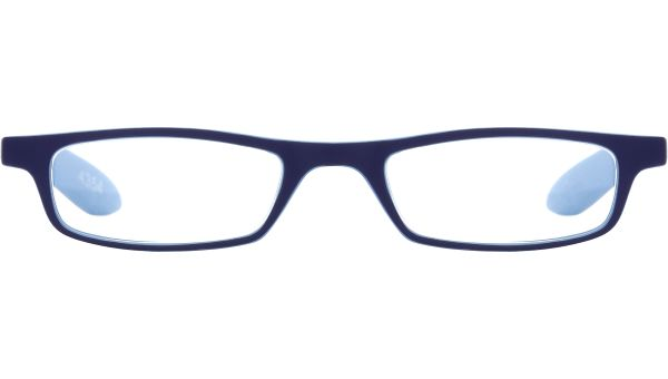 Lesebrille ZIPPER Selection 4820 blau von I Need You