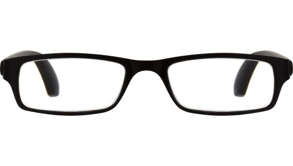 Lesebrille ACTION 4918 schwarz-matt  von I Need You