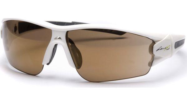 rapid X vision S 40002 6810 white/gray von Lennox Eyewear Sports