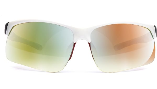 Rivka 7716 weiß/rot von Lennox Eyewear Sports