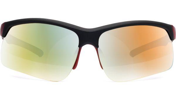 Rivka 7716 schwarz/rot von Lennox Eyewear Sports