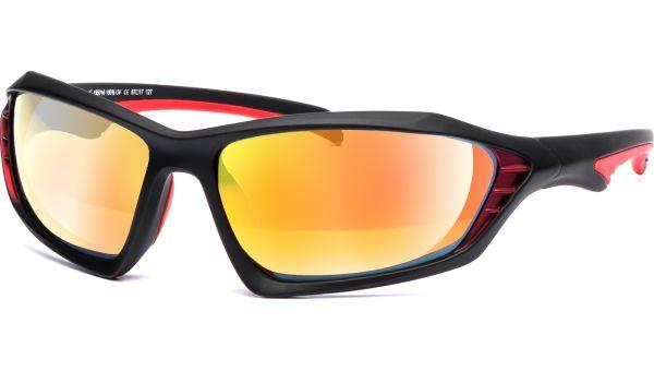 Embla 6717 schwarz/rot von Lennox Eyewear Sports