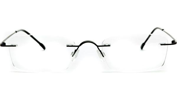 Thedo schwarz von Lennox Eyewear