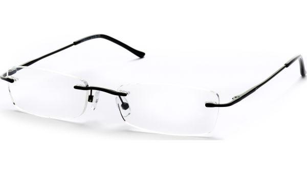 Hima schwarz von Lennox Eyewear