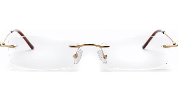 Hima gold von Lennox Eyewear