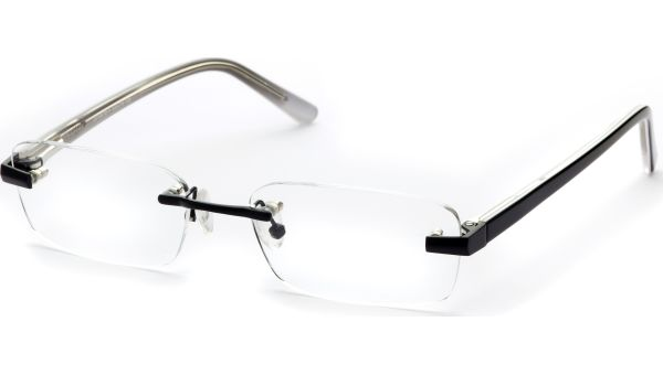 Esid schwarz von Lennox Eyewear