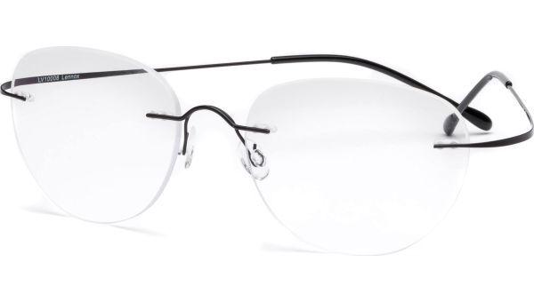 Esheko Panto 4919 schwarz von Lennox Eyewear
