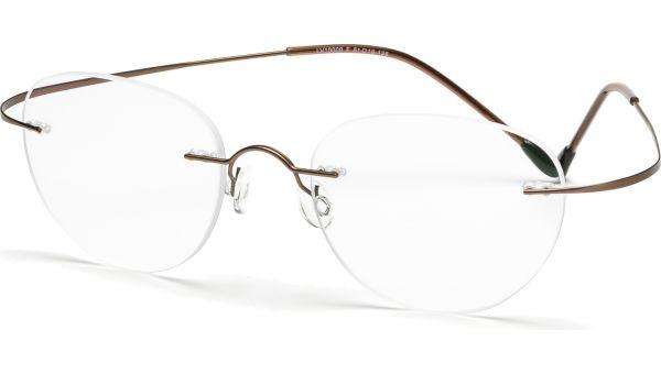 Esheko Panto 4919 braun von Lennox Eyewear