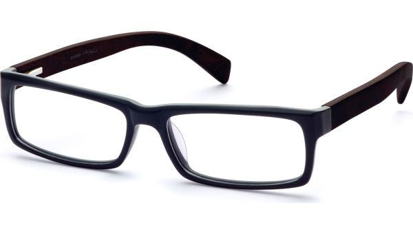 Zuberi schwarz/braun von Lennox Eyewear