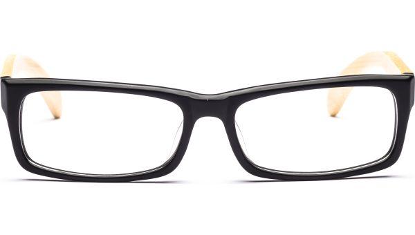 Zuberi schwarz/natur von Lennox Eyewear