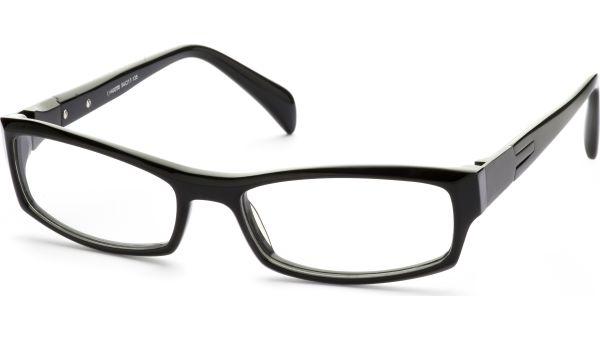 Shozo schwarz von Lennox Eyewear