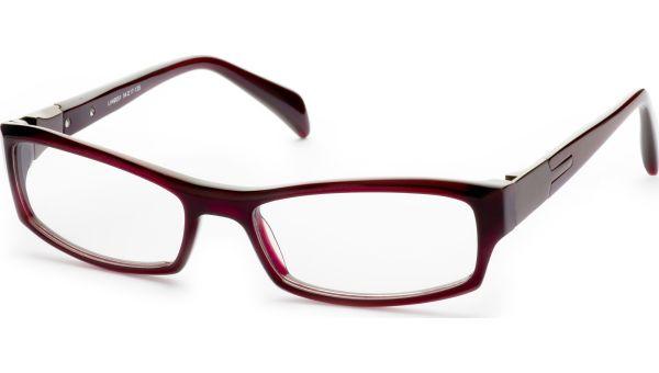 Shozo rot von Lennox Eyewear