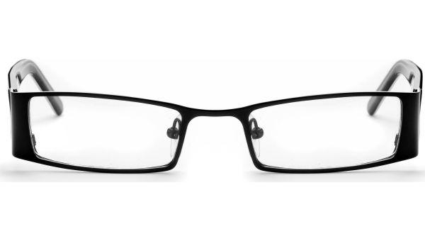 Sajida schwarz von Lennox Eyewear
