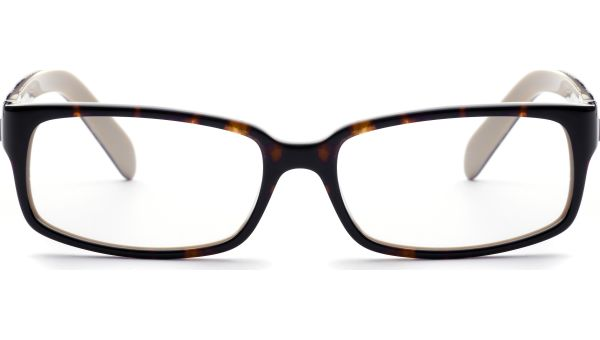 Marnax demi/braun von Lennox Eyewear