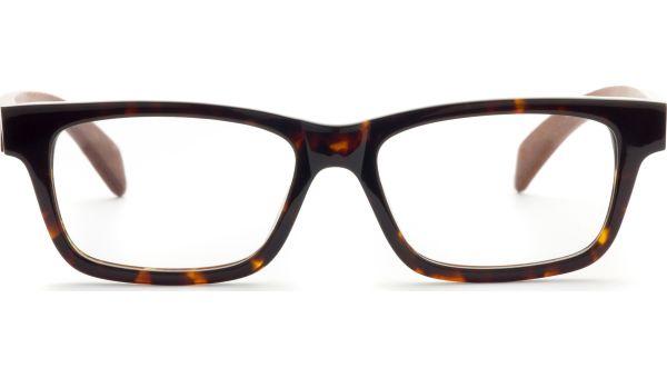 Maleen demi/braun von Lennox Eyewear