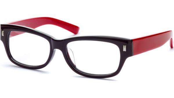 Mamadou 5316 braun/rot von Lennox Eyewear