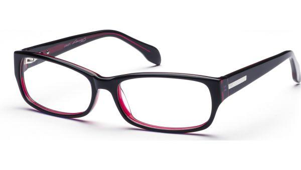 Chiumbo 5716 schwarz/rot von Lennox Eyewear