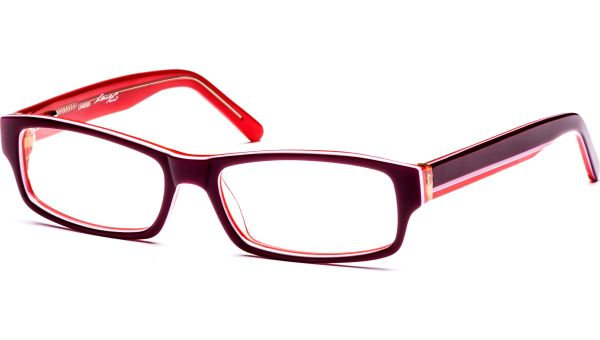 Femizo 5317 rot/orange von Lennox Eyewear
