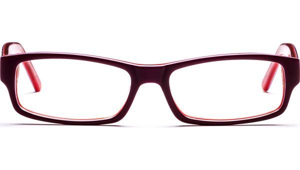 Femizo 5317 rot/orange von Lennox Eyewear