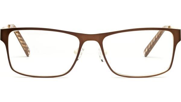 Bashira 5416 kupfer von Lennox Eyewear