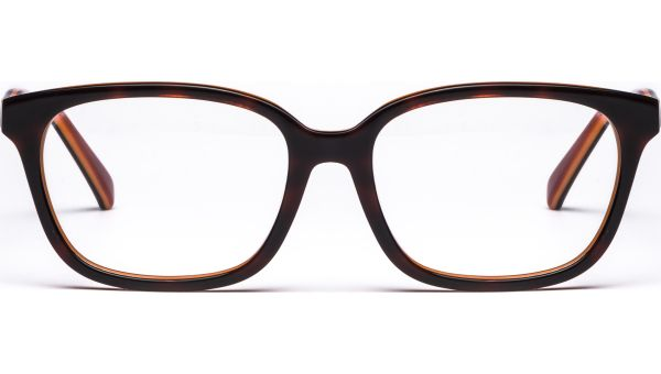 Jurian 5216 demi-braun/orange von Lennox Eyewear