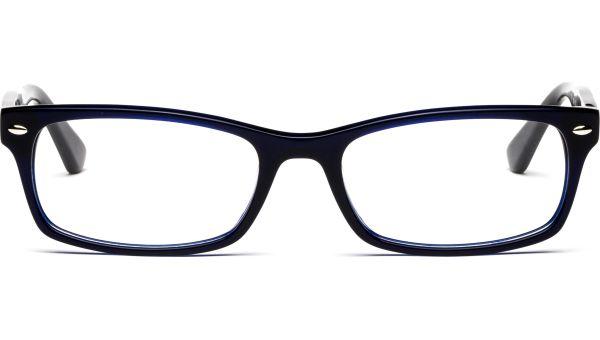 Nimra 5418 blau/schwarz von Lennox Eyewear