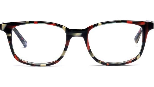 Alinga 4918 grün/rot/grau von Lennox Eyewear