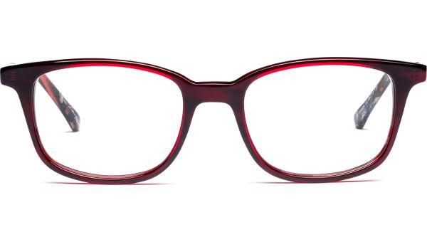 Alinga 4918 rot von Lennox Eyewear