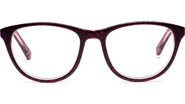 Allora 4917 rot/schwarz von Lennox Eyewear
