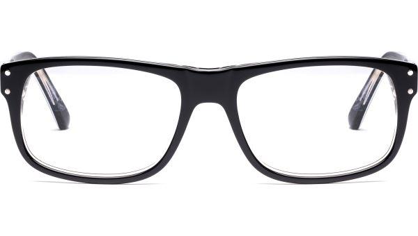 Kadee 5317 schwarz/transparent von Lennox Eyewear