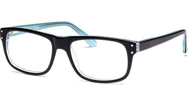 Kadee 5317 schwarz/türkis von Lennox Eyewear