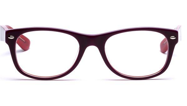 Amana 5119 Himbeere, weiß, rot von Lennox Eyewear